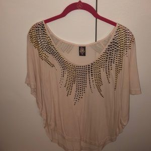 Studded free people top